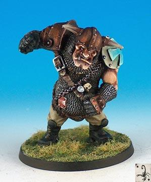 Fantasy Football Miniatures: Ogre (1)