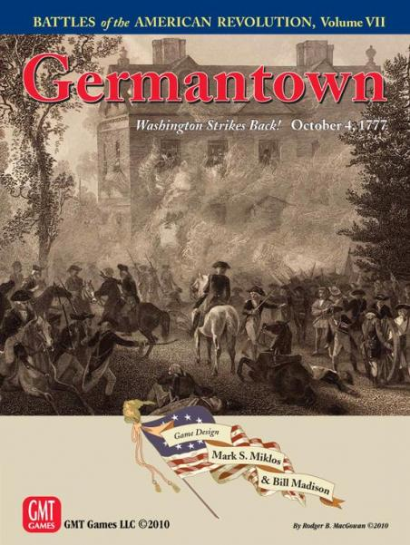 Battles for the American Revolution: Germantown (October 4, 1777)