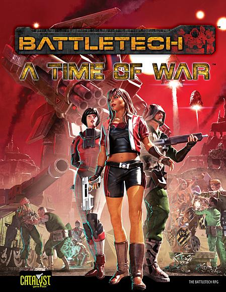 BattleTech RPG: A Time of War