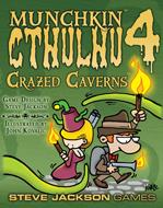 Munchkin Cthulhu 4: Crazed Caverns (Expansion)