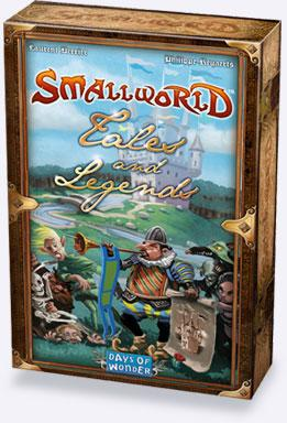 Small World Expansion: Tales and Legends Expansion