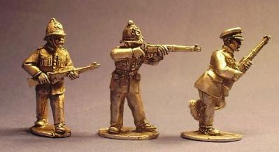 28mm Thrilling Tales (Pulp): Long Arm of the Law II (3)