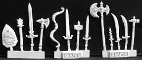 Dark Heaven Legends: Weapons Pack 2