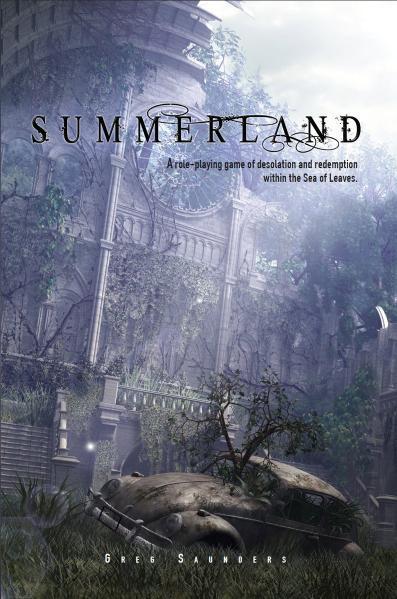 Summerland RPG: Revised and Expanded Edition