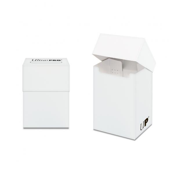 PRO 80+ Deck Box: White