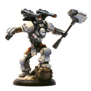 Mercs Minis - USCR: Behemoth (1)