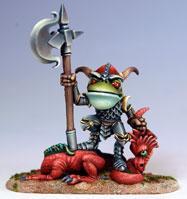 Critter Kingdoms: Frog Dragon Slayer