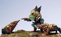 Critter Kingdoms: Frog Master Of The Shrews