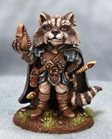 Critter Kingdoms: Raccoon Thief