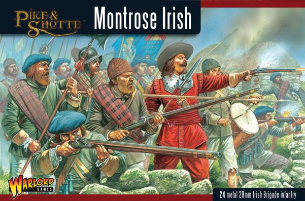 28mm Pike & Shotte - Montrose Irish