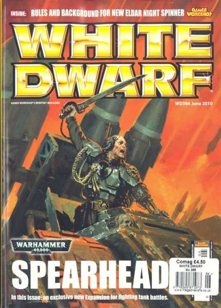 White Dwarf #366 [JULY 2010] - Game Kastle Online