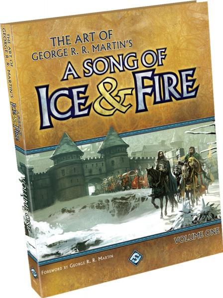 Art Books: The Art of George R.R. Martin�s A Song of Ice and Fire Vol. 1