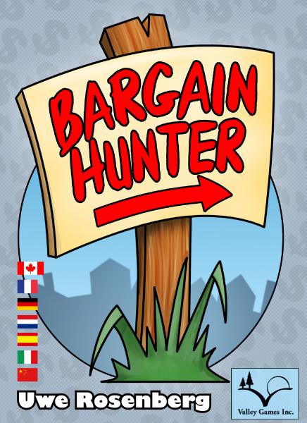 Bargain Hunter: Race to Find the Best Bargain!
