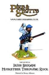28mm Pike & Shotte: Irish Brigade Shotte