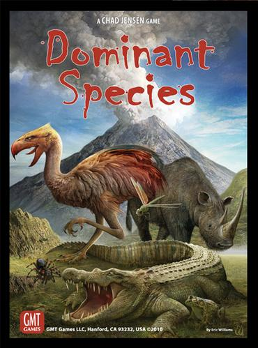 Dominant Species: The Board Game [3rd Edition]
