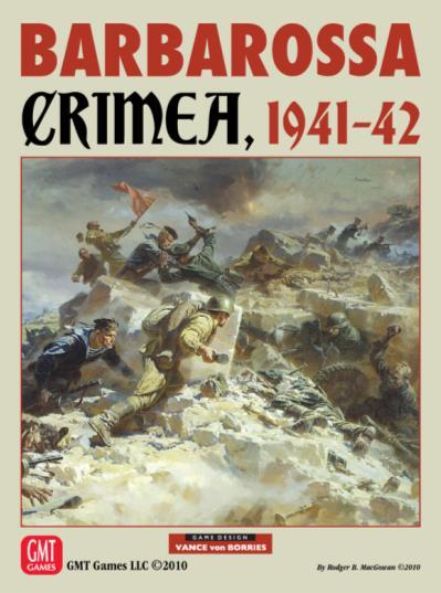 East Front Series: Barbarossa - Crimea
