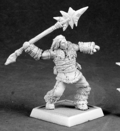 Warlord: Barbarian Spearthrower