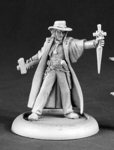 Chronoscope - Pulp Adventures: Abraham Van Helsing, Vampire Hunter