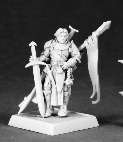 Pathfinder Miniatures - Advanced Player's Guide: Cavalier