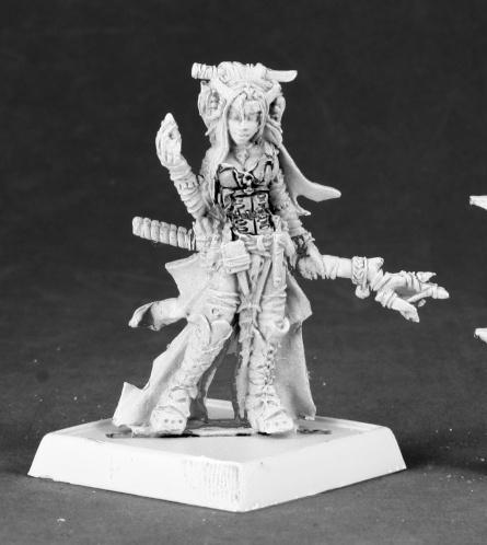Pathfinder Miniatures - Advanced Player's Guide: Witch