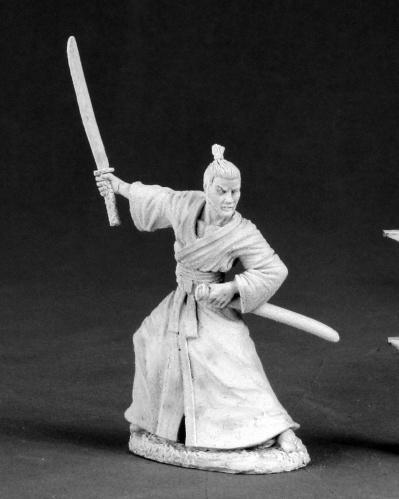 Dark Heaven Legends Classics: Masaki, Ronin