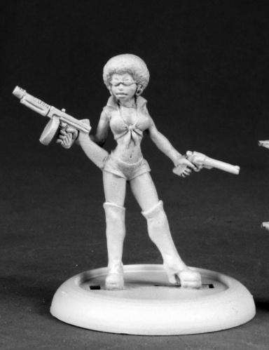 Chronoscope - Mean Streets: Cleo Greene, Mod Heroine