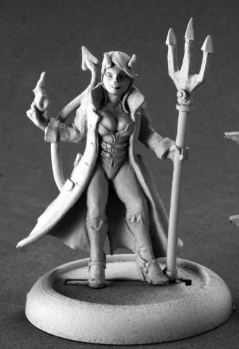 Chronoscope - Super Villains: Devil Girl