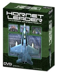 Hornet Leader: Carrier Air Operations (Solitaire Strategy Game)