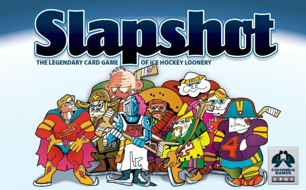 The Legendary Card Game Of Ice Hockey Loonery