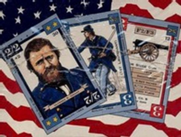 Shiloh, 1862 Card Game (Complete Set)