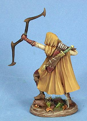 Visions In Fantasy: Male Wood Elf Archer