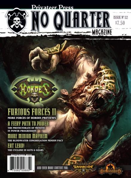 No Quarter Magazine: Issue #32