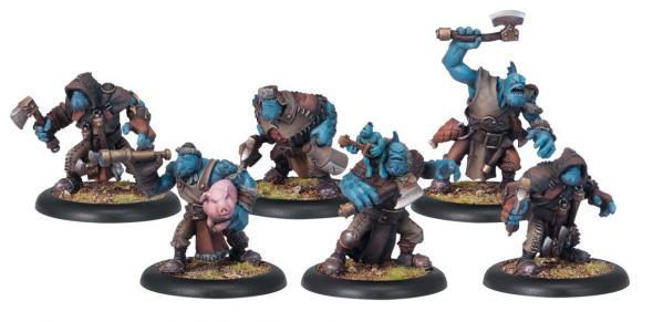(Trollbloods) Trollkin Scouts