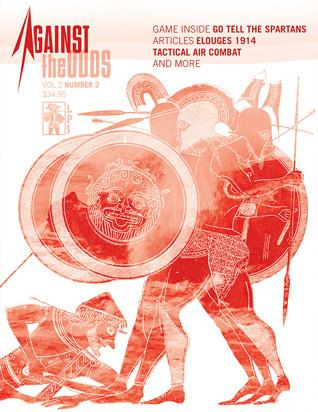 Against the Odds #6 - Volume 2, Issue 2: Go Tell the Spartans - The Battle of Thermopylae