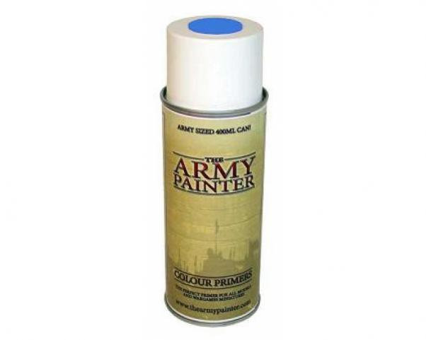Army Painter: Crystal Blue Primer (Spray)