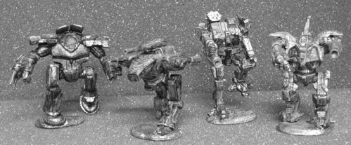 TRO 3085 Lance Pack (Prefect, Thunderbolt, Karhu, Osprey)