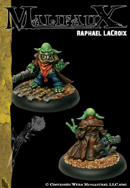 Malifaux - Outcasts: Raphael LaCroix