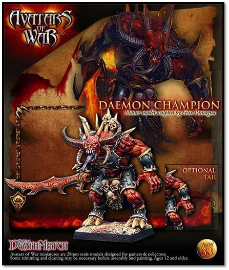 Avatars of War: Harbinger of Wrath