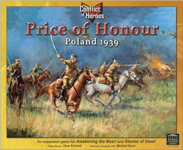Conflict Of Heroes: Price Of Honour, Poland 1939