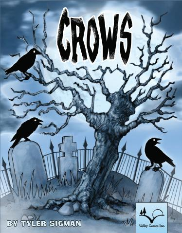 Crows: It's Murder Out There!