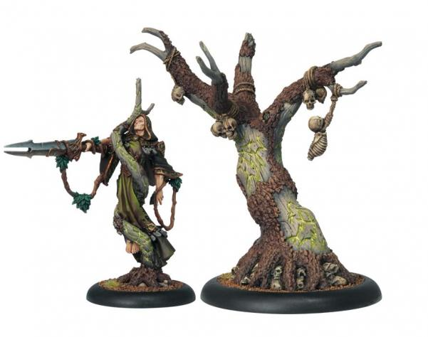 (Circle Orboros) Cassius The Oathkeeper & Wurmwood, Tree Of Fate