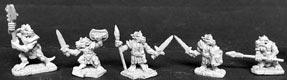 Dark Heaven Legends: Kobold Raiders (5)