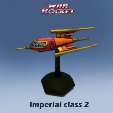 War Rocket: Imperial Class 2