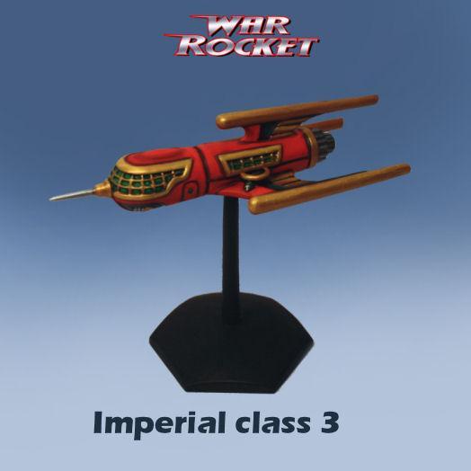 War Rocket: Imperial Class 3
