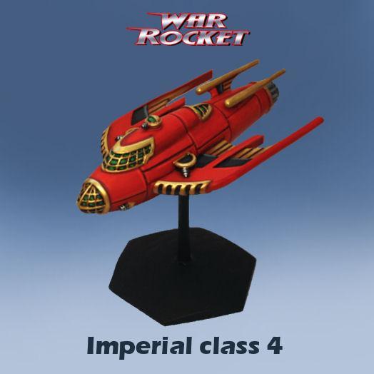 War Rocket: Imperial Class 4