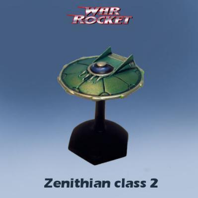 War Rocket: Zenithian Class 2