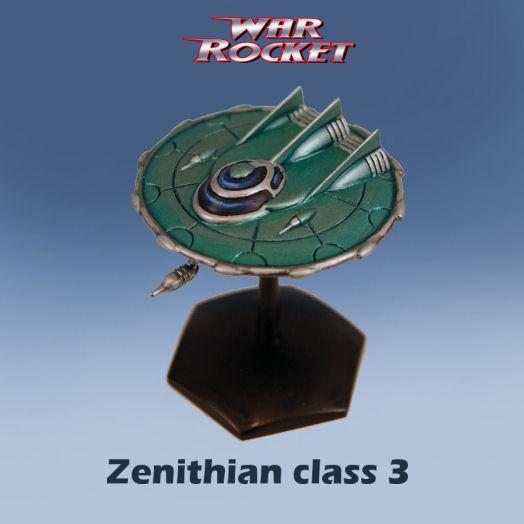 War Rocket: Zenithian Class 3
