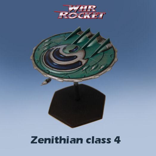 War Rocket: Zenithian Class 4
