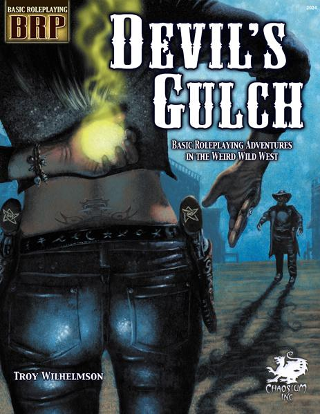 Basic Roleplaying RPG: Devil's Gulch