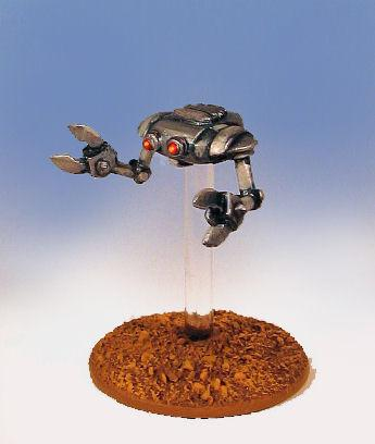 Retro Raygun: (Robot Legion) Hoverbots (pack of 5)